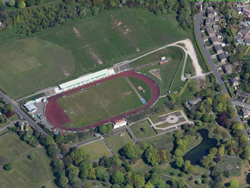 Bradford Park Avenue A.F.C. (Association Football Club) Of