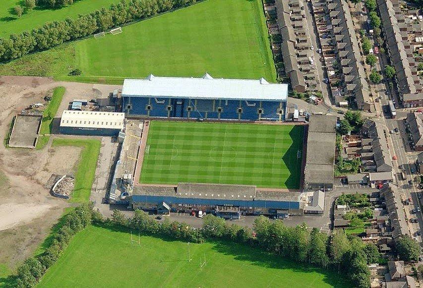 Carlisle United F C   Football Club  Of The Barclay U0026 39 S
