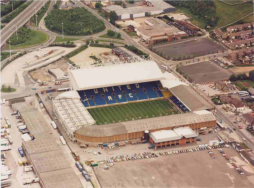 Leeds United A.F.C. (Association Football Club) Of The