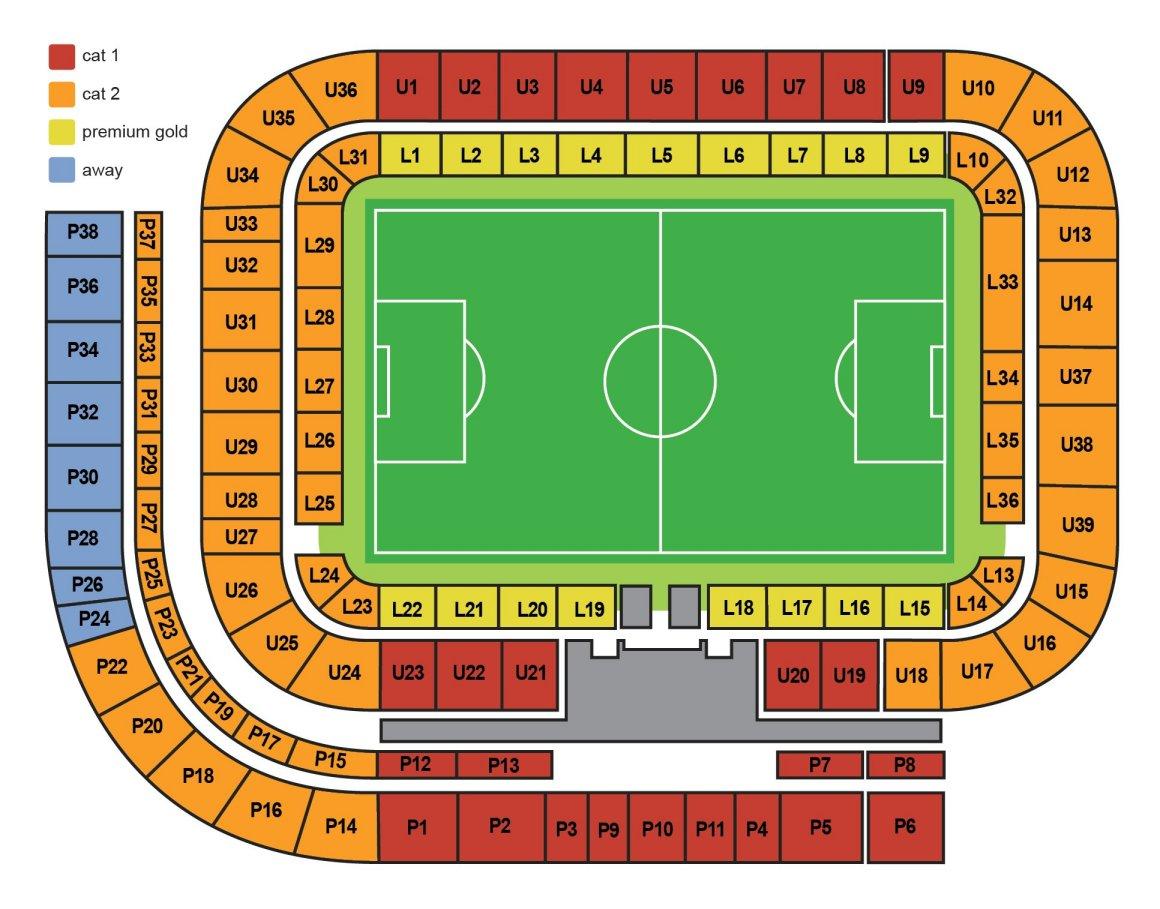 Sunderland A.F.C. (Association Football Club) Of The