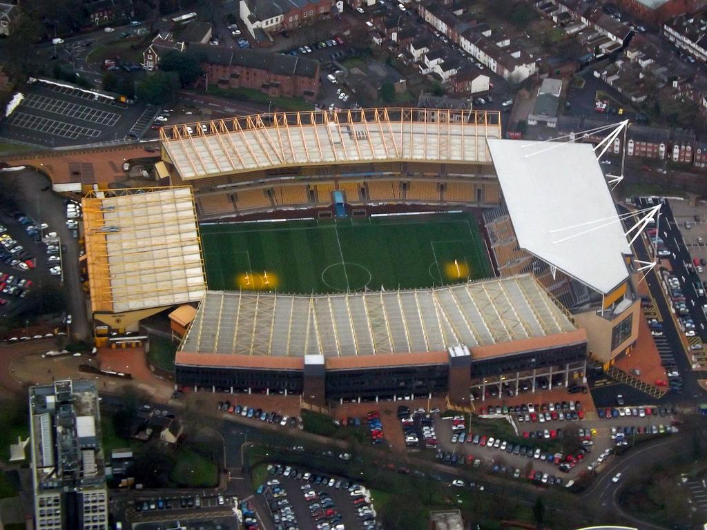 Wolverhampton F.C. (Football Club) Of The Barclay's
