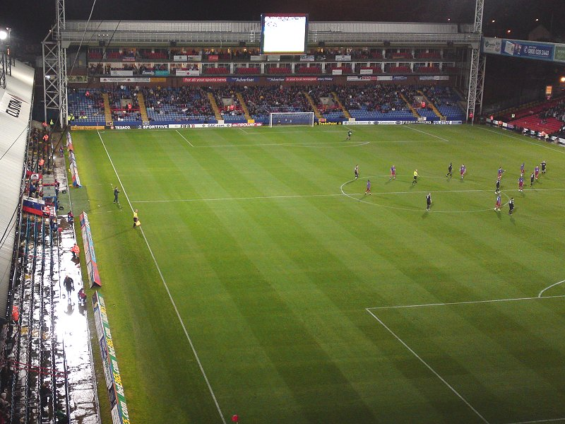 Crystal Palace F.C. (Football Club) Of The Barclay's
