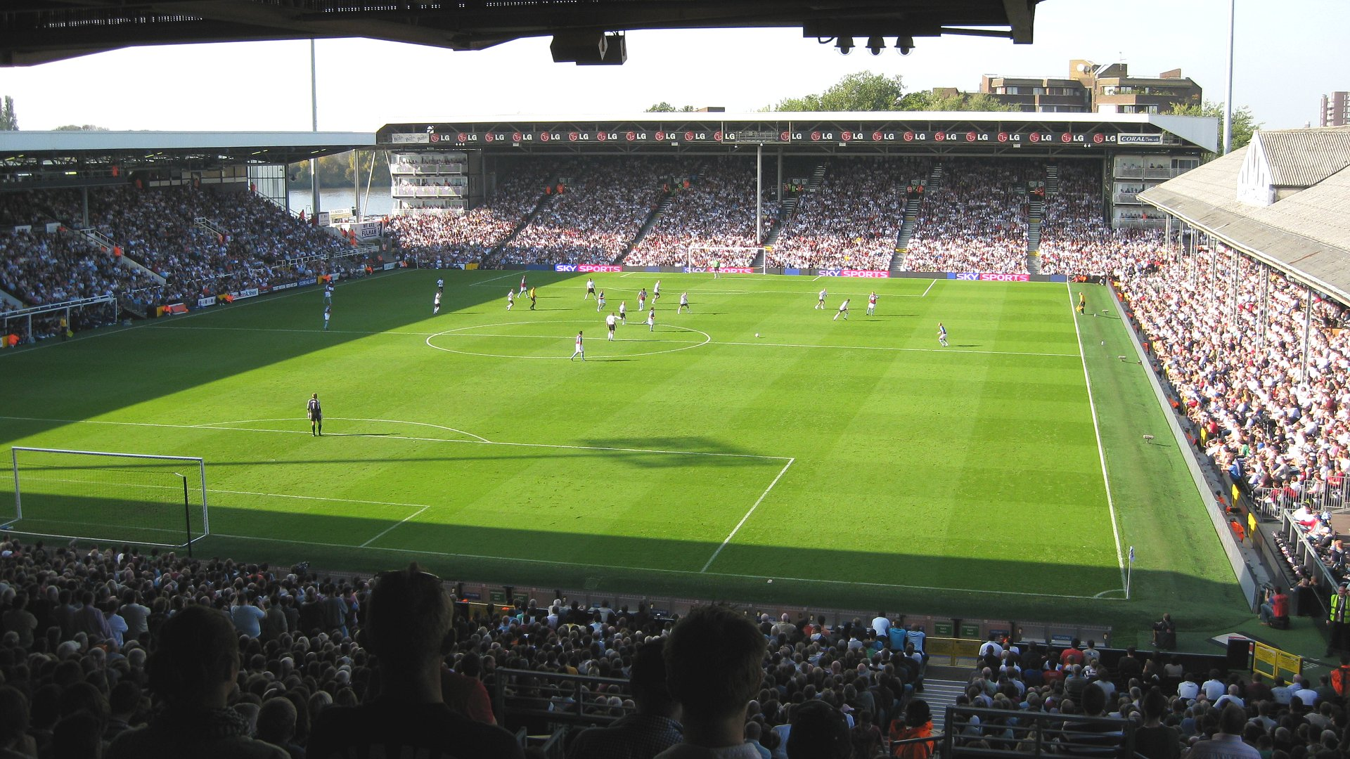 Fulham F C News: Fulham F.C. (Football Club) Of The Barclay's Premier League