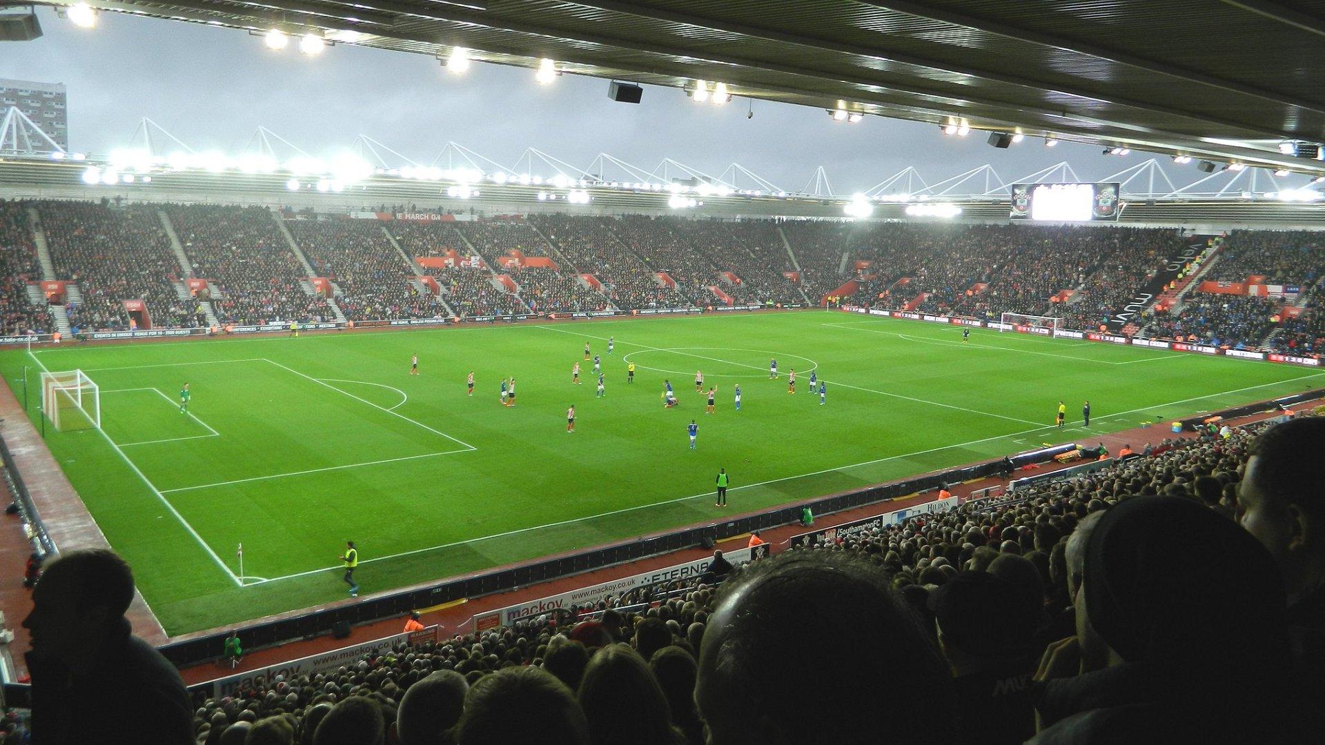 Southampton F.C. (Football Club) Of The Barclay's Premier