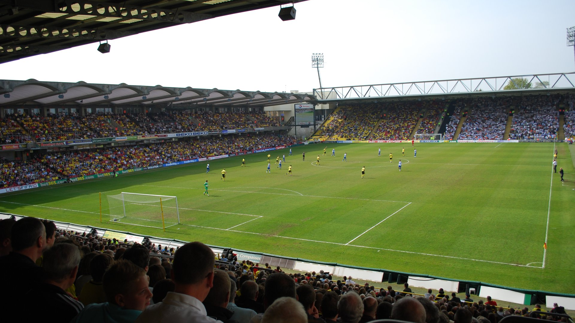 Watford F.C. (Football Club) Of The Barclay's Premier League